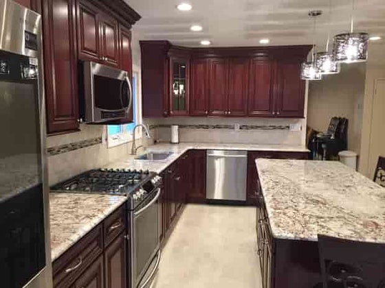 long island kitchen remodeling job in nassau county